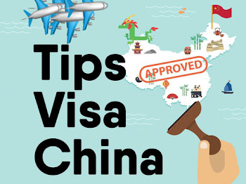 7 Tips Buat Visa China Dengan Mudah