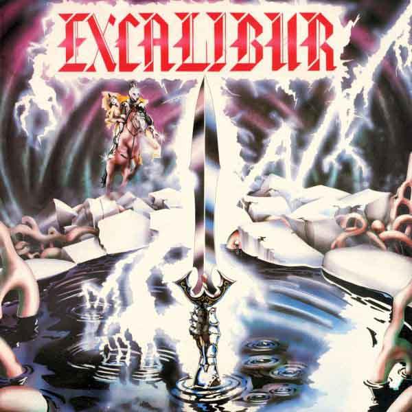 """Ο δίσκος των Excalibur """"The Bitter End"""""""