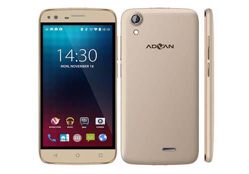 Harga Advan i5 4G LTE Terbaru & Spesifikasi Lengkap