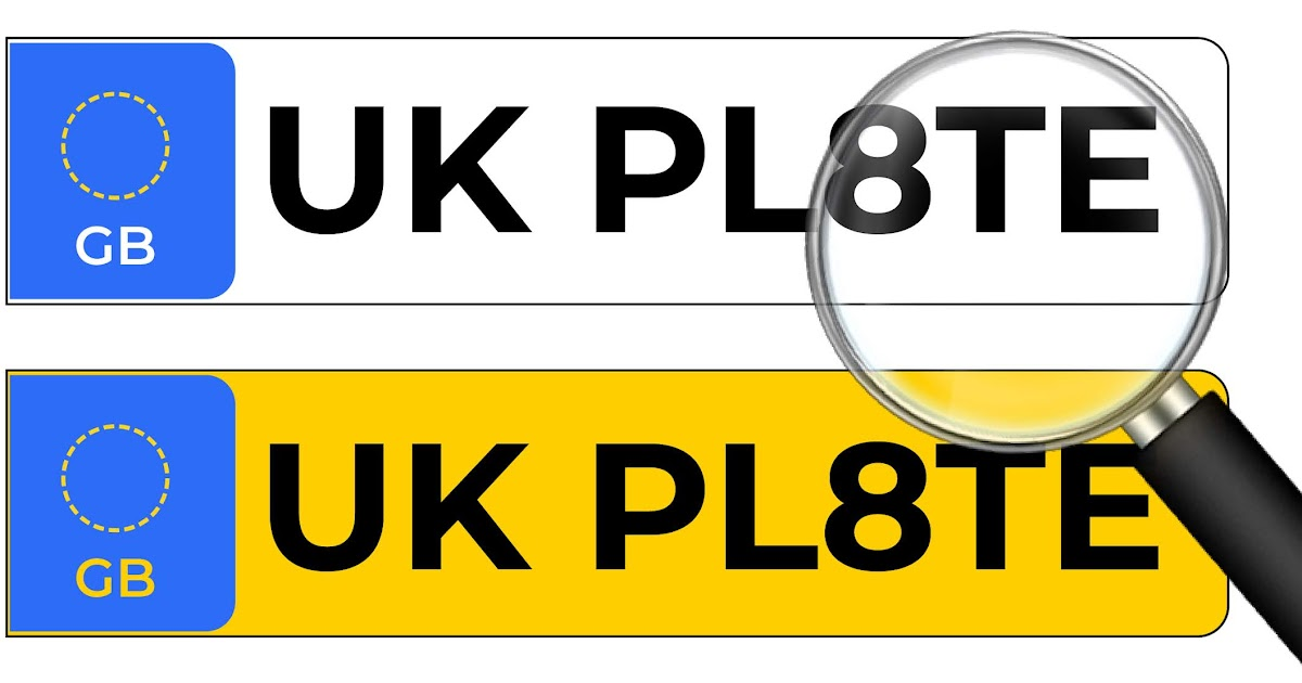 Why Number Plate Check ?