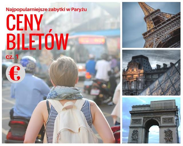 przewodnik po Paryżu