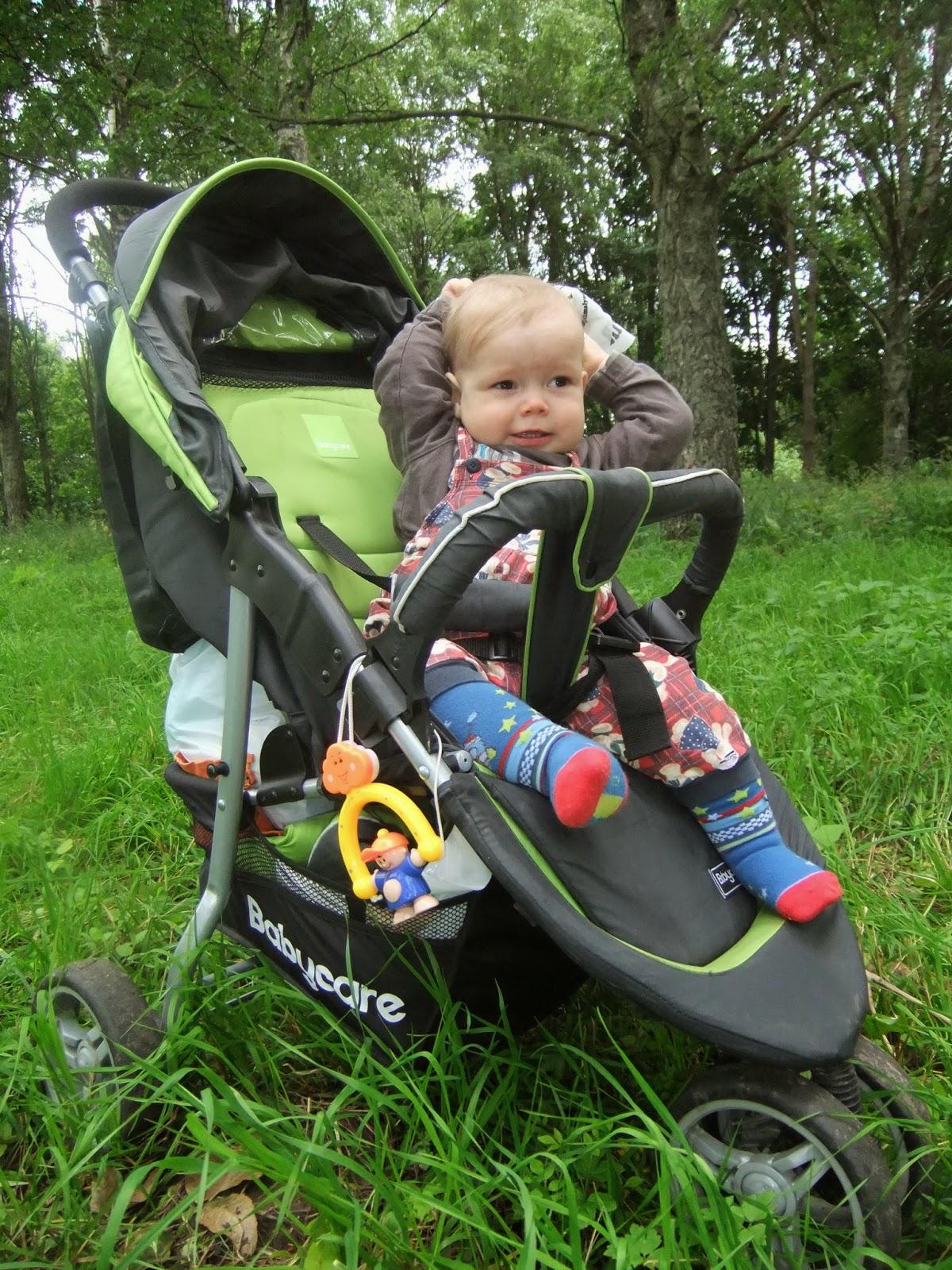 коляска Baby Care Jogger Lite