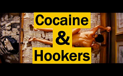 The Wolf of Wall Street Cocaine & Hookers.  PYGEAR.COM