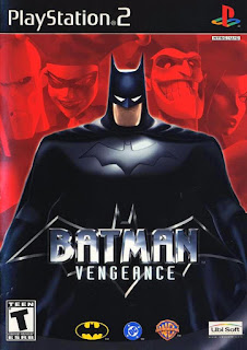 Batman - Vengeance (USA) PS2 ISO