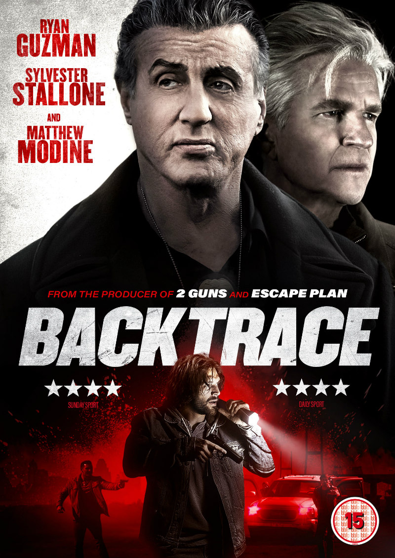 backtrace dvd