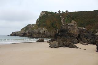 Playa de Amió Cantabria