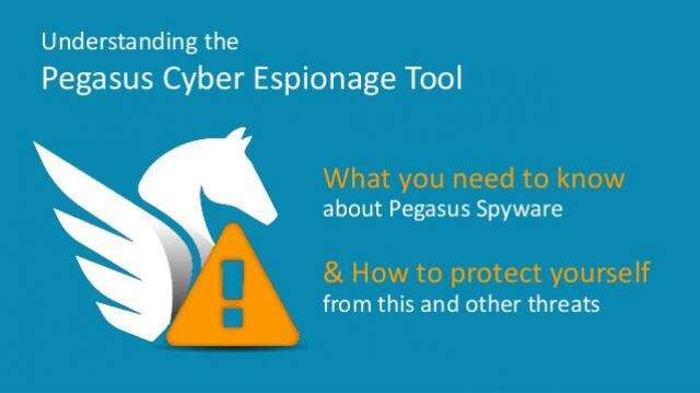 Pegasus is software developed by NSO Group in Israel