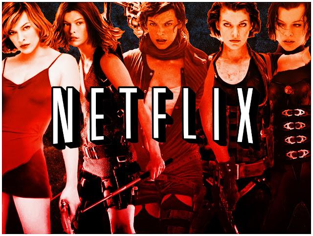 Resident Evil, Série Resident Evil, Filmes Resident Evil, Franquia Resident Evil, Jogos Resident Evil