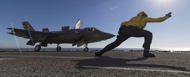 To F-35, οι φήμες για πρόωρο τερματισμό παραγωγής του και η Ελλάδα