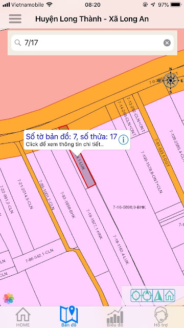 Đã mặt tiền lại còn quy hoạch đất ở,  394m2, xã Long An,huyện Long thành, Đồng Nai