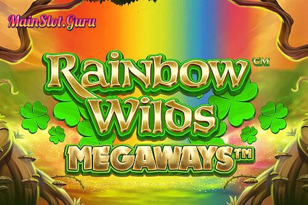 Main Gratis Slot Demo Rainbow Wilds Megaways Iron Dog Studio