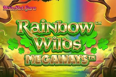 Main Gratis Slot Rainbow Wilds Megaways (Iron Dog Studio) | 95,82% RTP