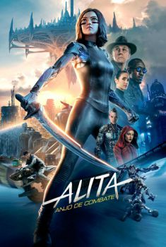 Alita: Anjo de Combate Torrent – BluRay 720p/1080p/4K Dual Áudio