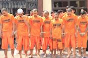 30 Penjahat di Bekuk Polres Karawang Dalam Operasi Libas Lodaya