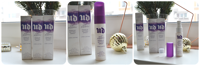 Urban Decay, All Nighter, Setting Spray