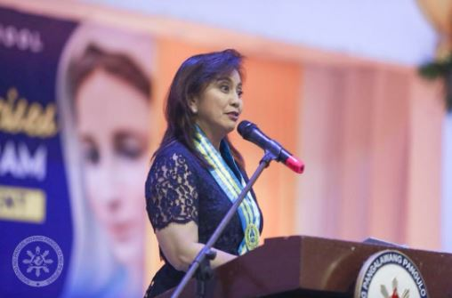 Robredo claims Marcos' proof are fake and fabricated