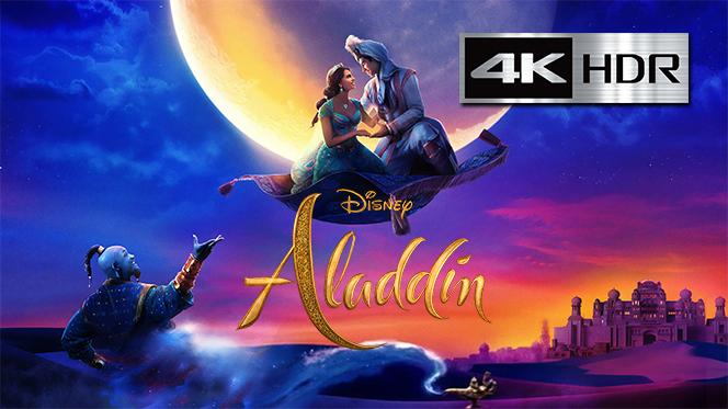 Aladdin (2019) REMUX 4K UHD [HDR] Latino-Ingles