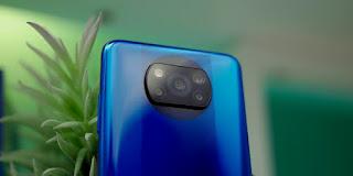Desain Kamera Poco X3 NFC