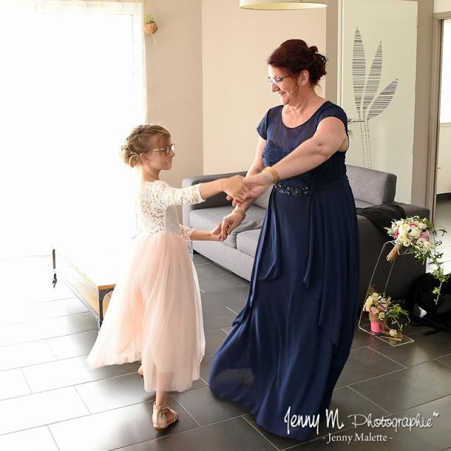 mariage - la danse de la joie