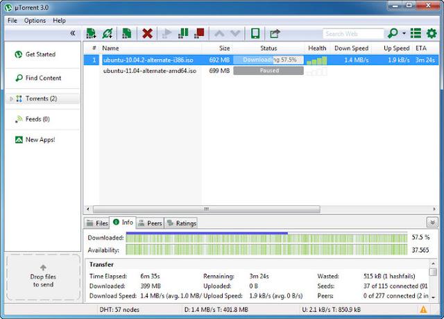 uTorrent Terbaru