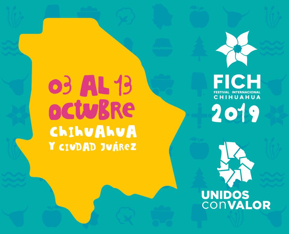 FICH 2019 en Chihuahua y Ciudad Juarez