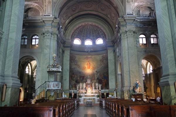 trieste église maria maggiore