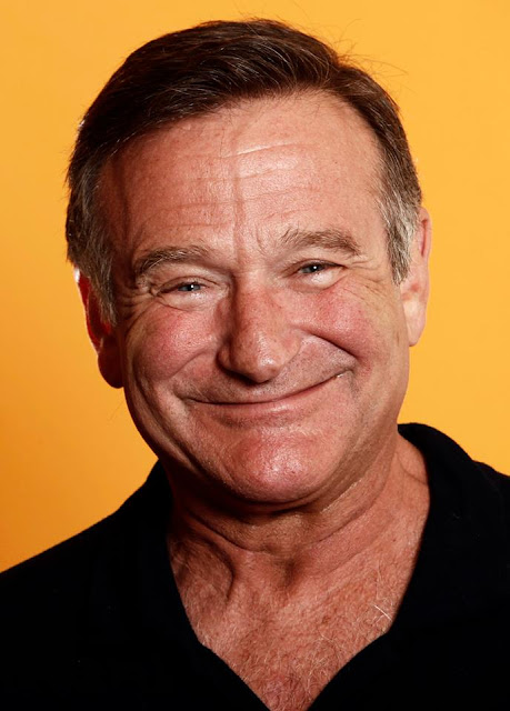 O que Robin William fazia é de dar orgulho