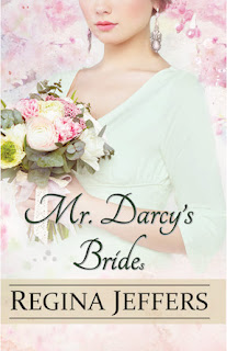 Book Cover: Mr Darcy's Brides by Regina Jeffers