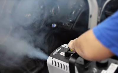 Penyebab ac mobil bau