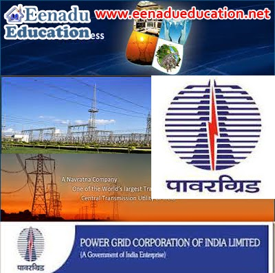 POWER GRID CORPORATION OF INDIA LTD @ Electrical Engineer posts
