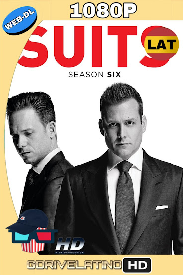 Suits Temporada 06 NF WEB-DL 1080p Latino-Ingles MKV