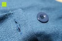 Knopfloch: ZANZEA Damen Langarm Asymmetrisch Stricka Pullover Cardigan Wasserfall Tops