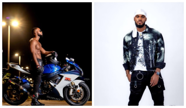 This past year has been surreal for me- BBNaija star Prince clocks 26 years today (Photos)