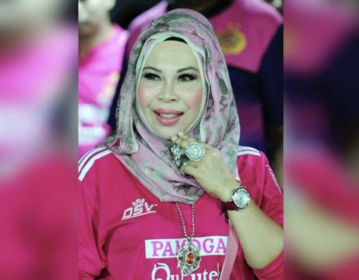 Jersi baru Kelantan mampu buat orang jadi kurus dan putih