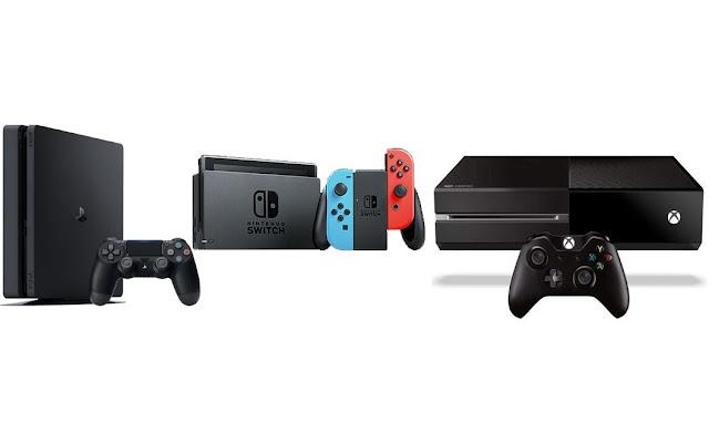 Ventas de consolas de la actual generación (actualizado Abril 2020)