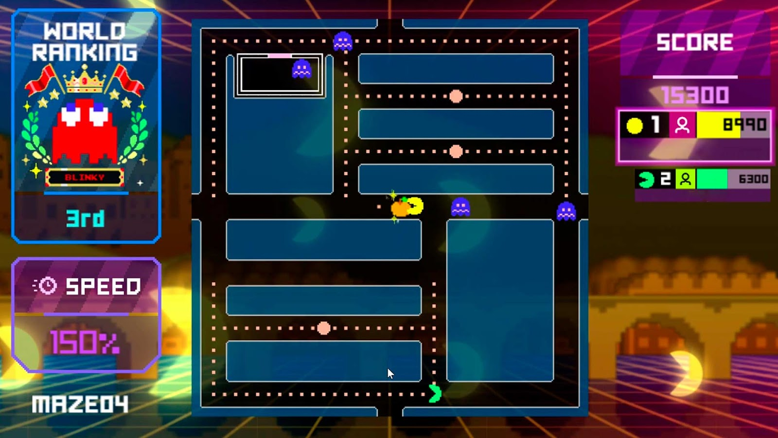 [40° anniversario] PAC-MAN giocabile via browser su Twitch