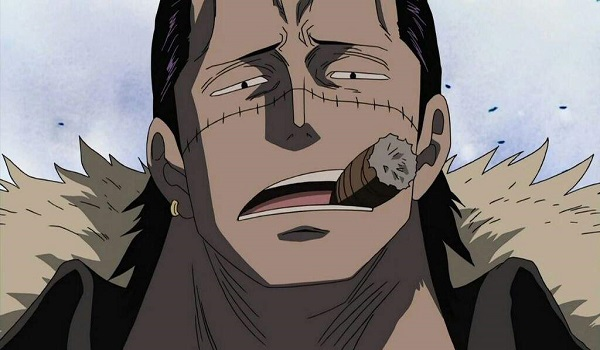karakter one piece yang merokok