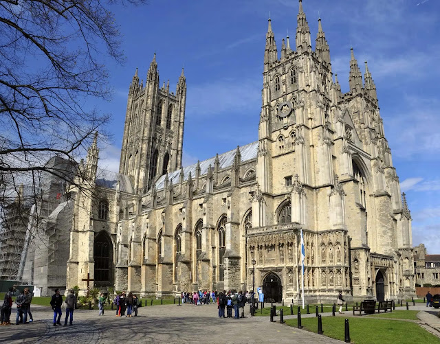 4. Canterbury Cathedral