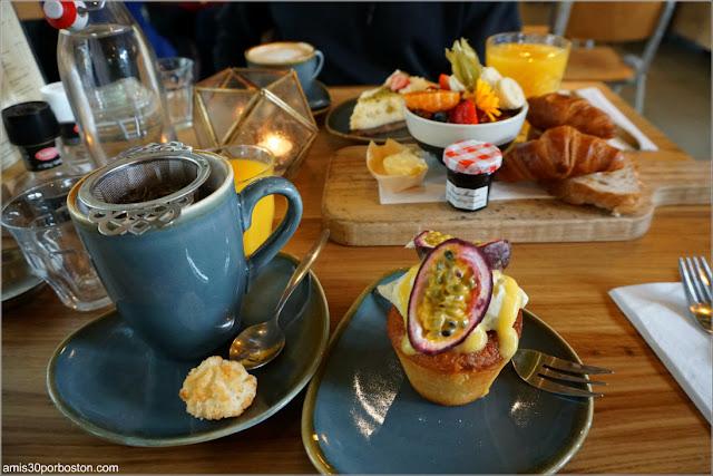 Cafeterías de Amsterdam: Dignita Hoftuin
