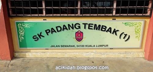SK Padang Tembak
