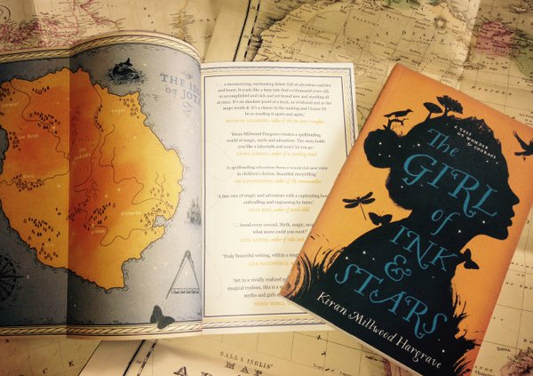 The Girl Of Ink Stars A Review Almost Amazing Grace