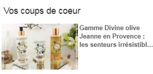 Jeanne en Provence coup de coeur inspilia