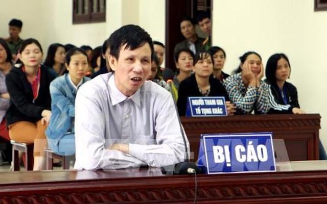 Việt Nam đang đàn áp giới bất đồng chính kiến một cách có hệ thống
