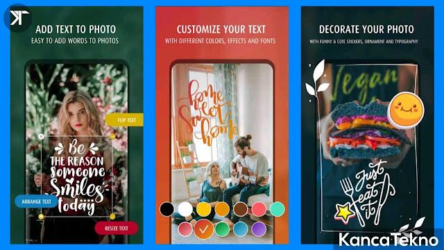 7+ Aplikasi Pembuat Quotes Keren di HP Android Terbaik 2020