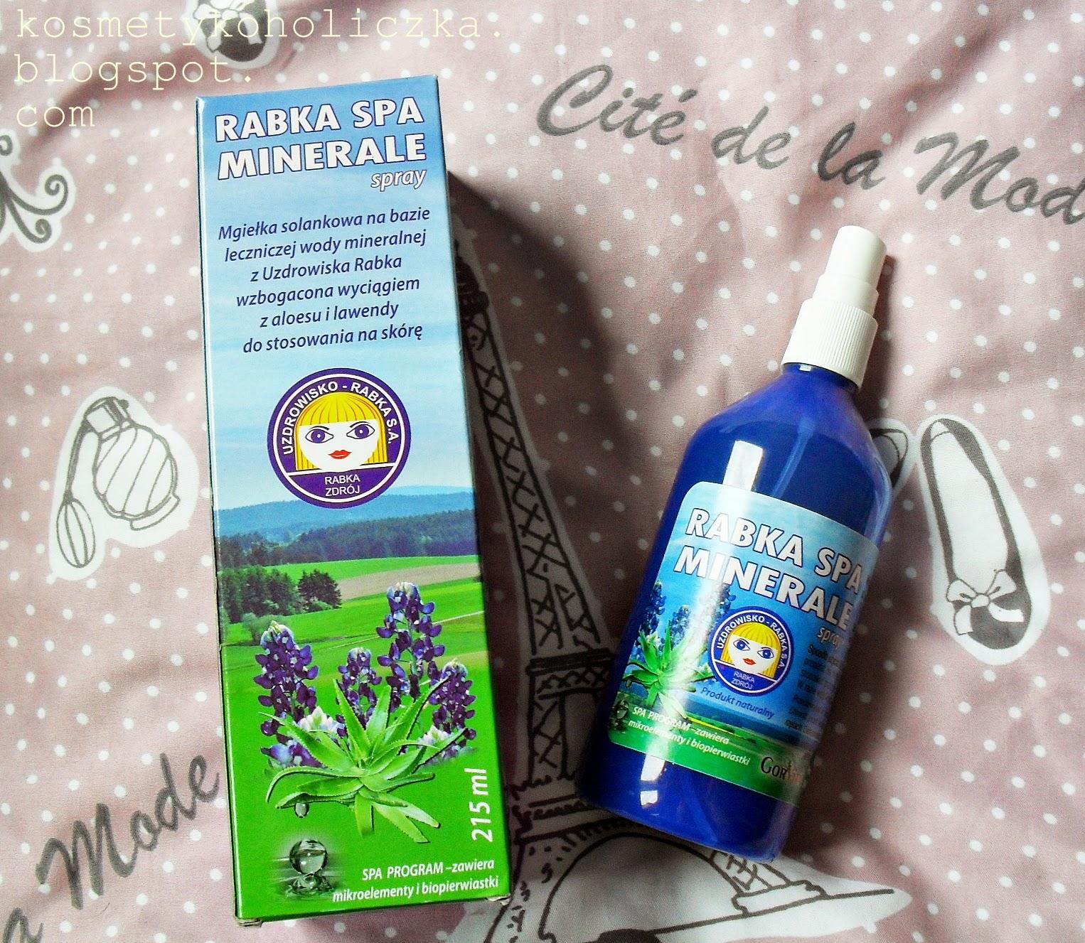 Rabka Spa Minerale Spray