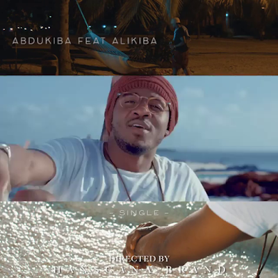 ABDU KIBA FT ALIKIBA (KIBA SQUARE) - SINGLE VIDEO