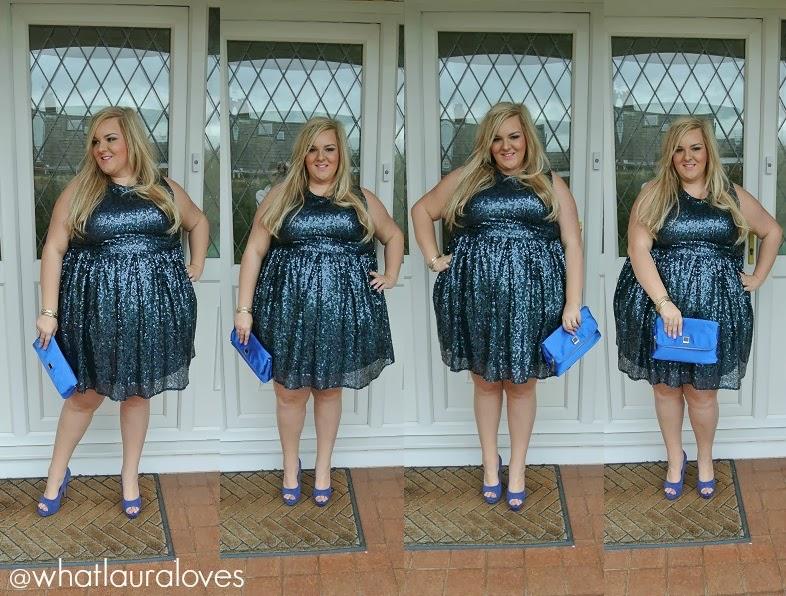 213fa572 WhatLauraWore: One ASOS Dress Five Ways - WhatLauraLoves