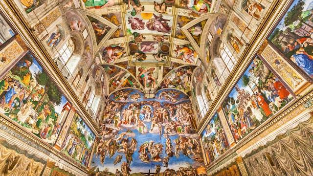 Sistine Chapel  rome , italy
