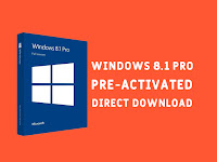 Windows 8.1 Pro x64 December 2019 Pre-Activated Official ISO Free Download