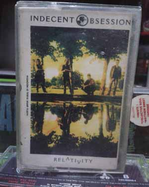 Kaset Indecent Obsession - Relativity